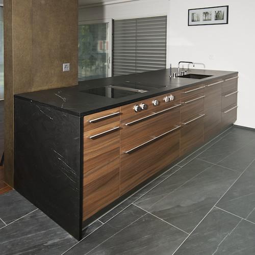 Decorare mobili con carta adesiva pannelli termoisolanti - Ardesia in cucina ...
